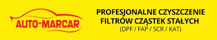 EKO DPF - Czyszczenie filtrów DPF / FAP / SCR
